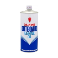 Моторное масло Idemitsu Daphne Outboard Engine Oil TC-W3, 1л